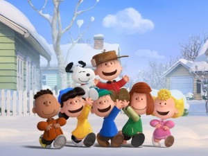 Peanuts Gang Movie Small